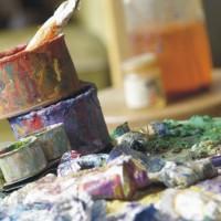Ускоряем высыхание масляных красок