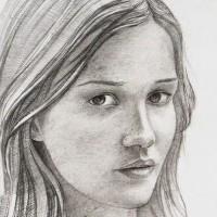 Как нарисовать портрет карандашом