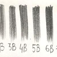Какие карандаши выбрать для изучения рисования?