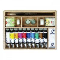 Масляные краски. Какие цвета купить начинающим художникам?