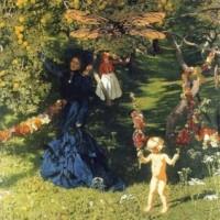Странный сад   Мехоффера