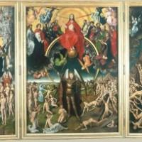 «Страшный суд» Ганса Мемлинга