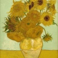 «Подсолнухи» Винсента Ван Гога